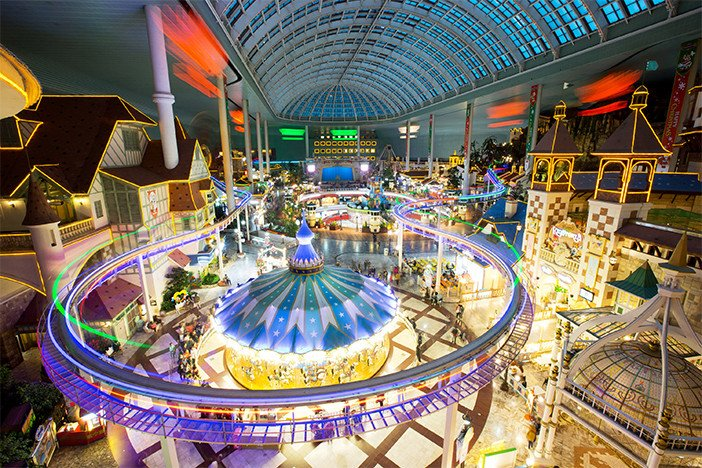 Lotte World Adventure Indoor Park
