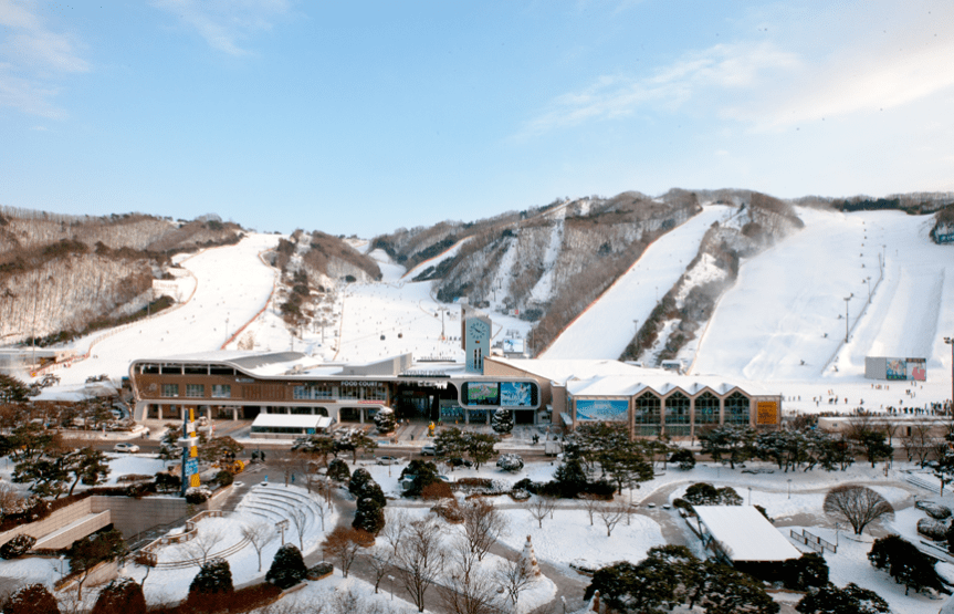 vivaldi ski resort korea