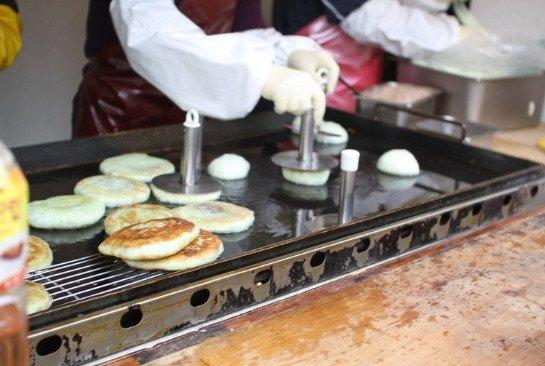 Nami Island Street Food Hotteok