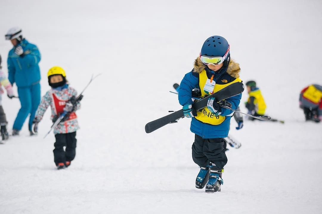 Elysian Gangchon Resort Ski