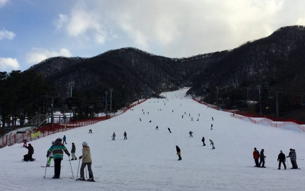 Jisan Forest Ski Resort