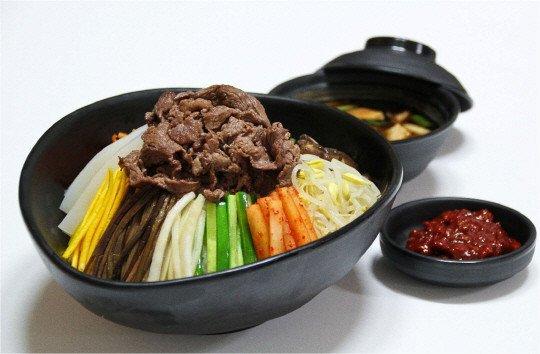 Jisan Forest Ski Resort Restaurant Food Options