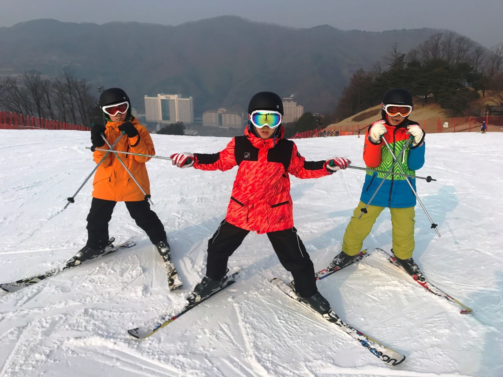 Alpensia Resort Korea Private Ski Snowboard Lesson
