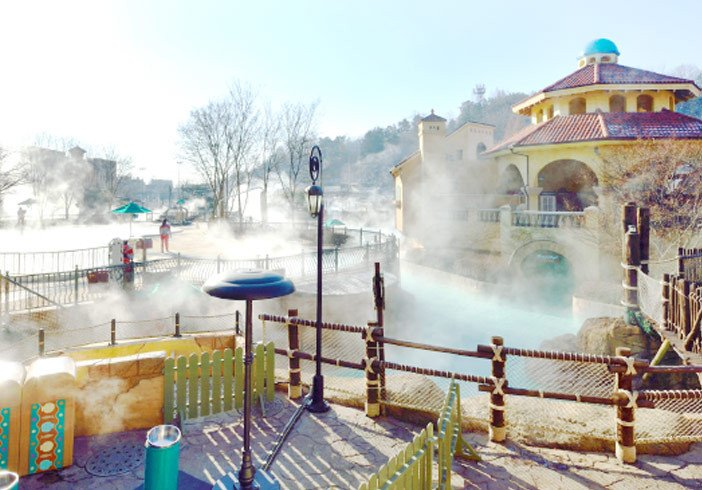 Caribbean Bay Water Park Korea