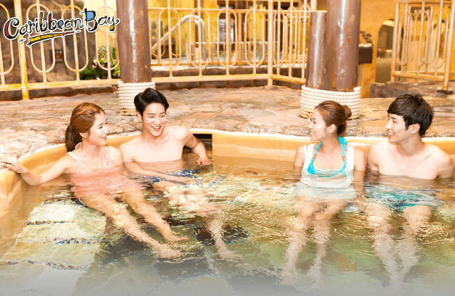 Caribbean Bay Water Park Korea Spa
