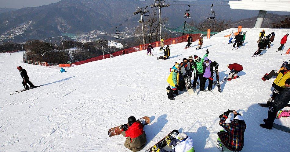 Bears Town Ski Resort Ski Snowboard