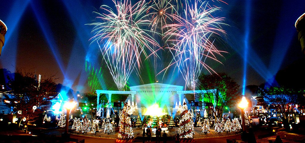Everland Discount Ticket Fireworks