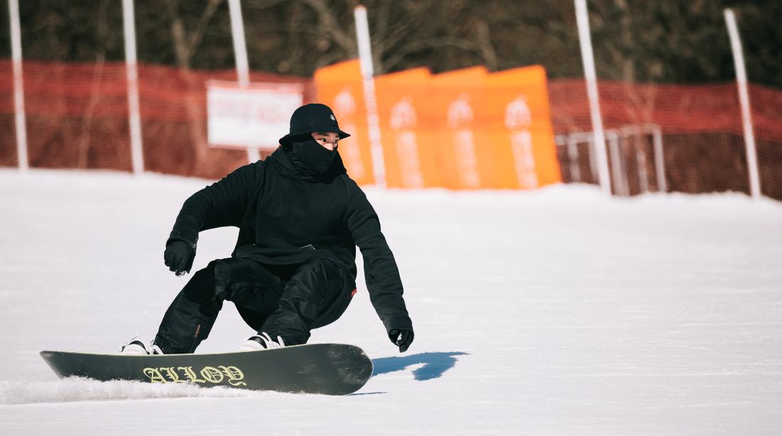Korea Elysian Gangchon Advanced Snowboard