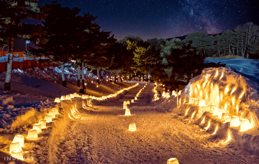 daemyung vivaldi park at night