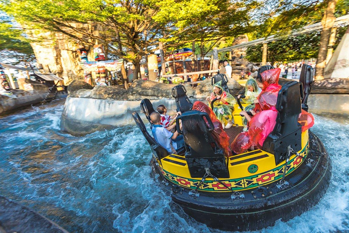 Dream World Discount Ticket (Bangkok)