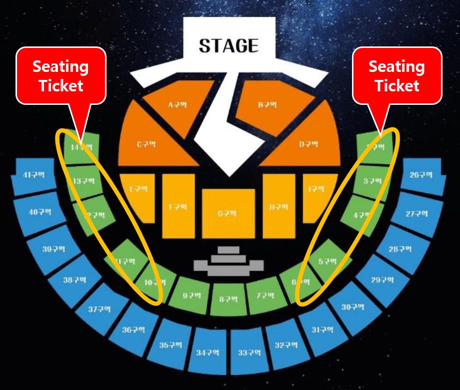 2019 K-World Festa Ticket (Aug 15/16/24)
