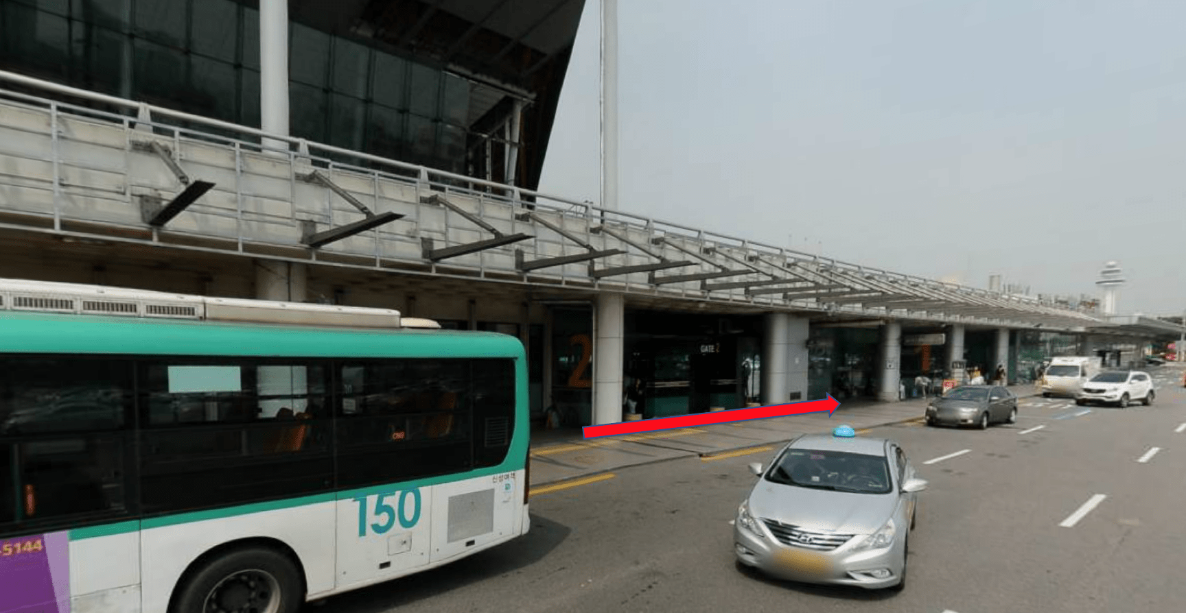 Purple Shuttle Bus from Gimpo Airport to Alpensia Resort