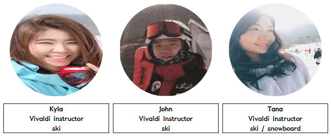 Vivaldi Park Private Ski Snowboard Lessons - Full Package(Lift, gear, clothes)